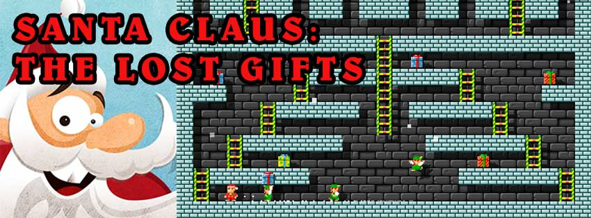 Santa Claus: The lost gifts