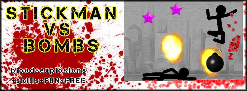 Stickman VS Bombs